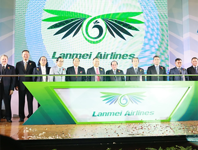 "Lanmei Airlines launches flights in Cambodia, sets up ""sky highway"" for Mekong countries"